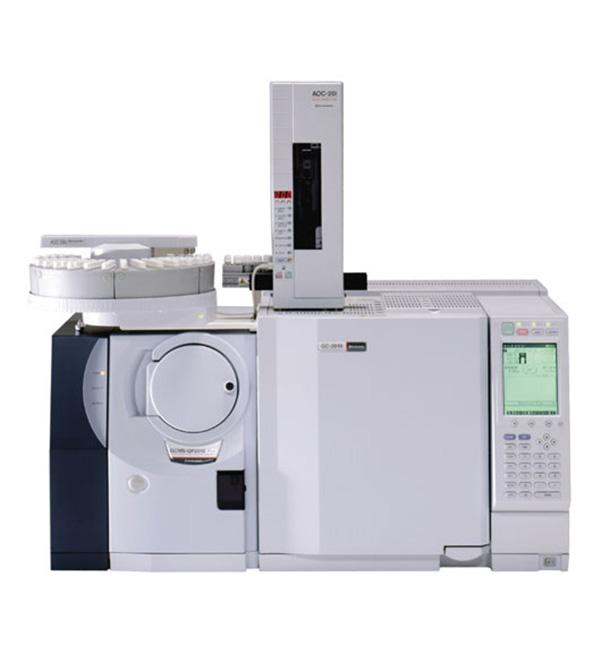 岛津 GCMS-QP2010 Ultra 气相色谱质谱联用仪