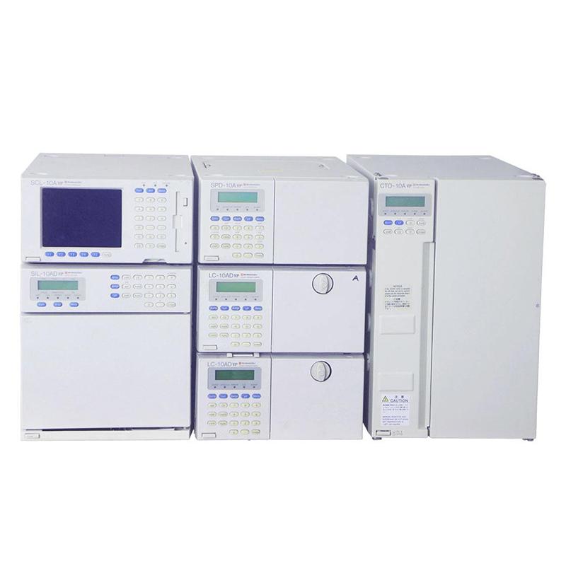SHIMADZU/岛津LC-10A系列高校液相色谱仪